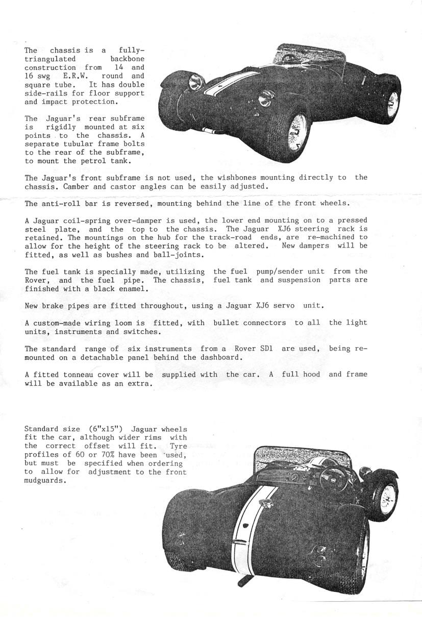 Nelsons350 Presse Und Links 1992 Jaguar Xj6 Wiring Harness Kit Cars Int 121989